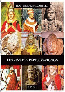 Les vins des papes d'Avignon