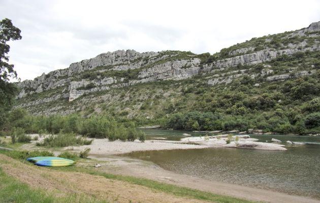 Les Grottes de Saint Marcel d'Ardèche...