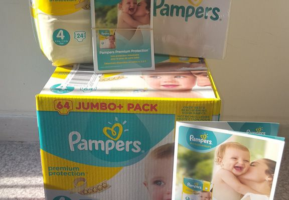 Ambassadeur Pampers
