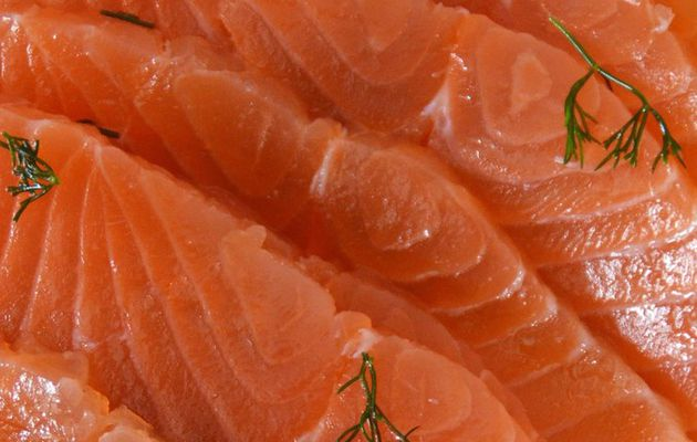 Russian Salted Salmon