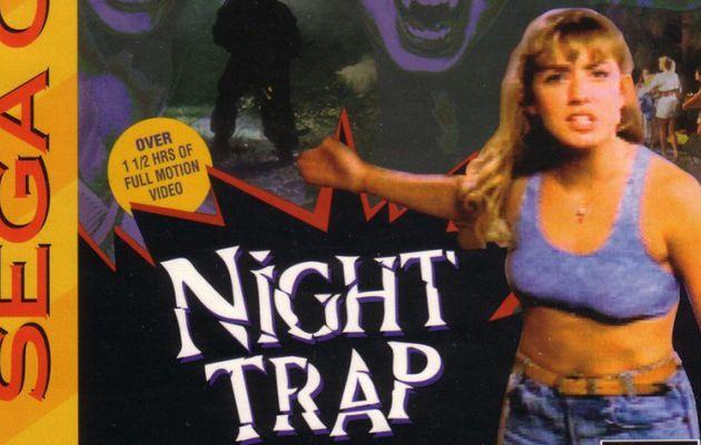 25 ans après le jeu NIGHT TRAP revient