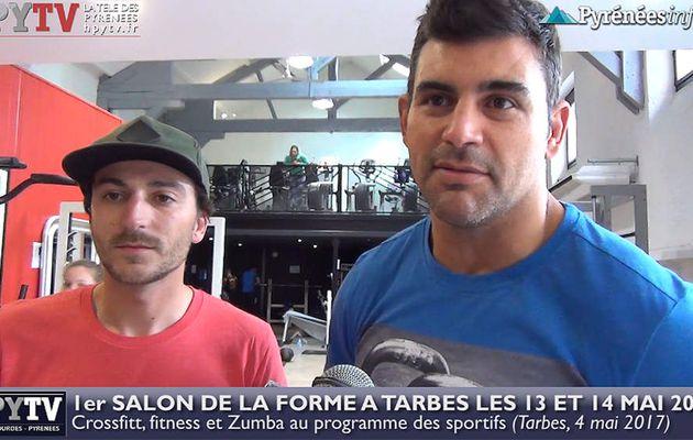 Le Salon de la Forme ce week end à Tarbes (12 mai 2017)