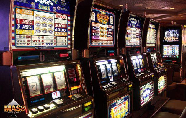 Permainan Slot Yang Ada Pada Agen Judi Online Terpercaya