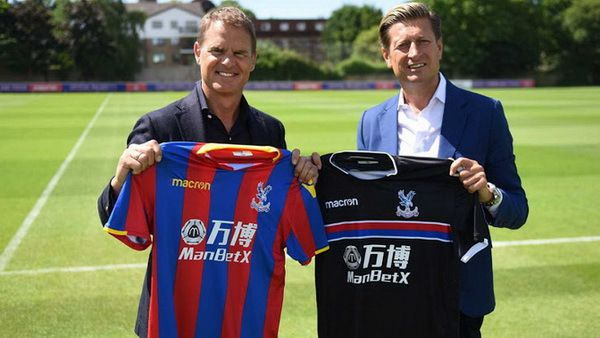 Acheter maillot Crystal Palace 2018 Pas Cher