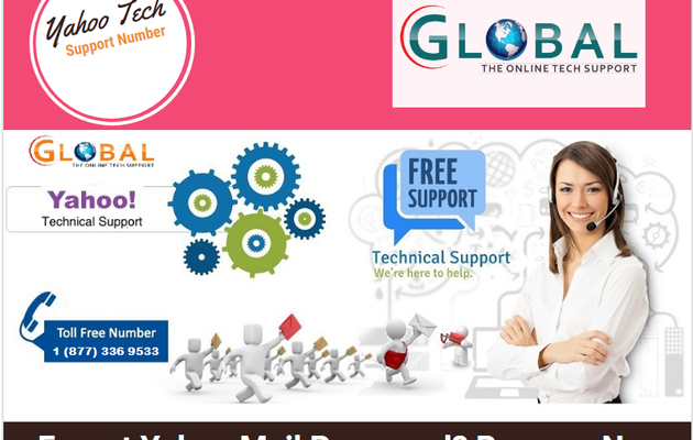 Yahoo Technical Customer Support Help Desk Phone Number 1 (877) 336 9533