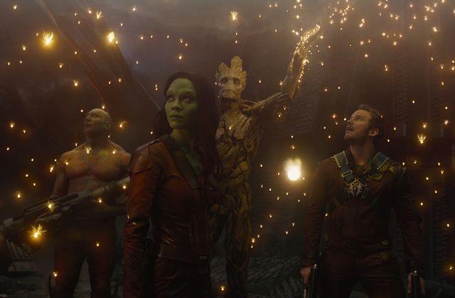 Les Gardiens de la Galaxie - 2014