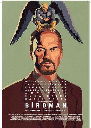 Le Meilleur du Cinéma : 2nd place : Birdman