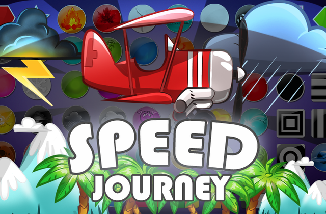 Speed Journey - jeu vidéo tactile