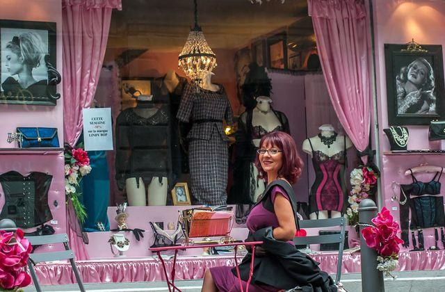 Au boudoir froufrou, boutique vintage Clermont-Ferrand