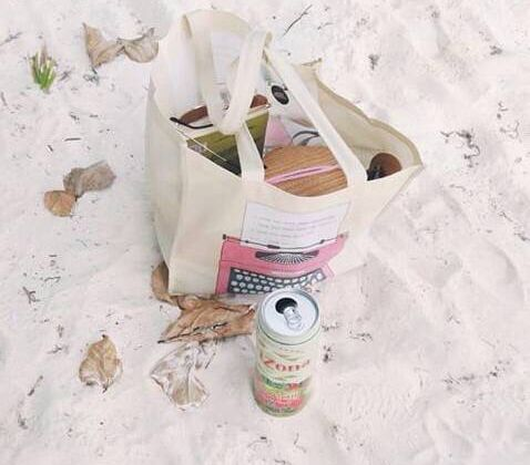[Summer] What's in my beach bag ?