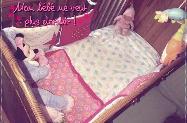 Ma fille ne veut plus dormir !!
