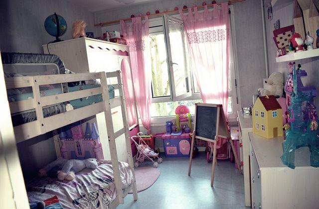 Nouvelle chambre pour mes filles
