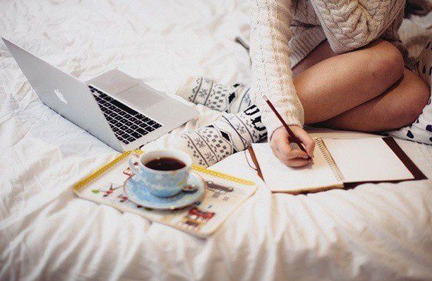 Comment je trouve l'inspiration pour mon blog