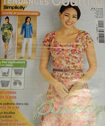 Tendances Couture Printemps