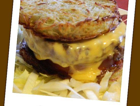 Ce soir c'est Patate-burgers !