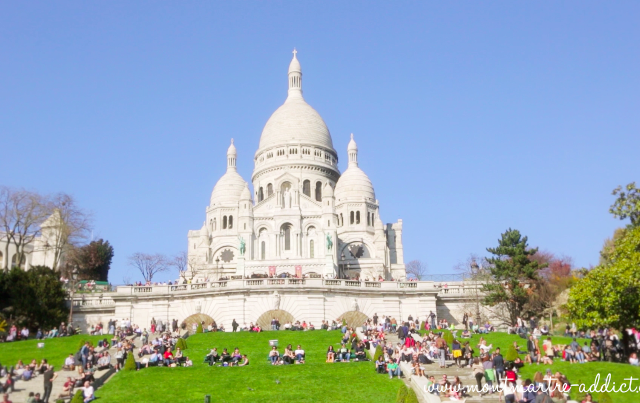 We are Happy From Montmartre !