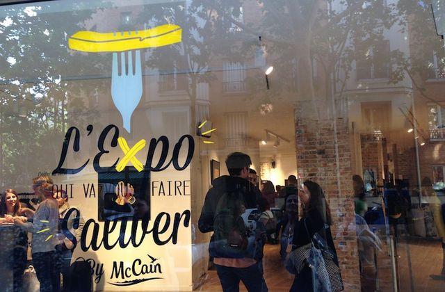 L'expo qui va vous faire saliver by McCain