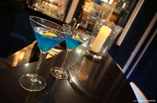 Un cocktail pour se réchauffer...