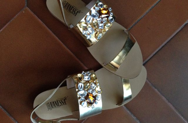 Petites sandales d'été pas chères !
