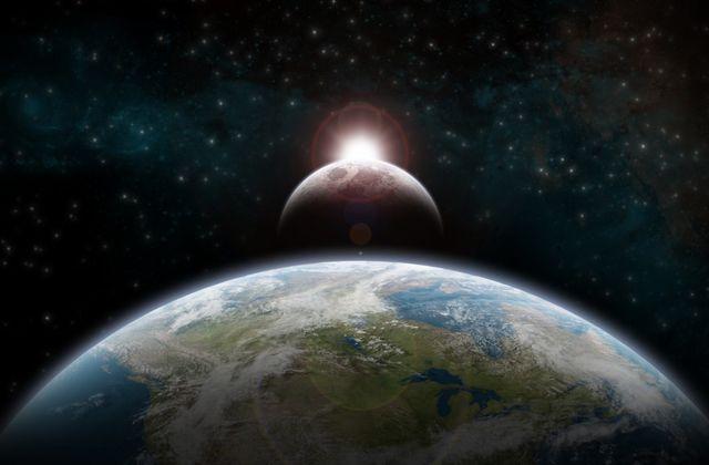 Eclipse du 20 mars 2015 en France, la NASA vous informe de la minute exacte ......