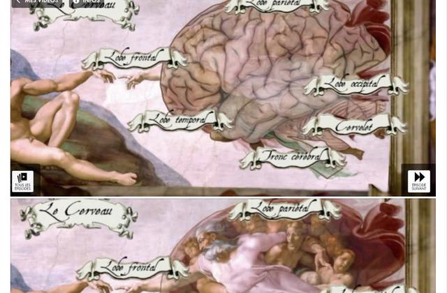 Les secrets de la chapelle SIXTINE … Michel Ange revisite la divine connexion! THE YOUNG POPE N'À QU'À BIEN SE TENIR!