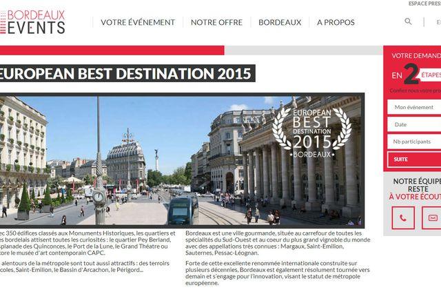 Bordeaux Events une nouvelle marque pour de nouvelles ambitions