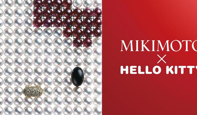 Hello Kitty & Mikimoto