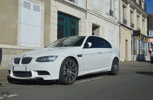 AD65 • BMW M3 (E90) berline '09