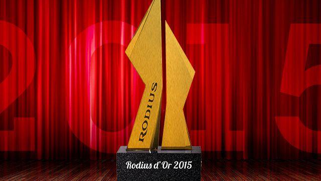 Rodius d'Or 2015