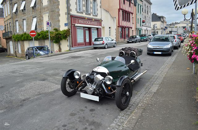 '12 Morgan 3-Wheeler