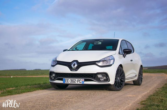 Clio 4 RS Trophy : l'efficacité