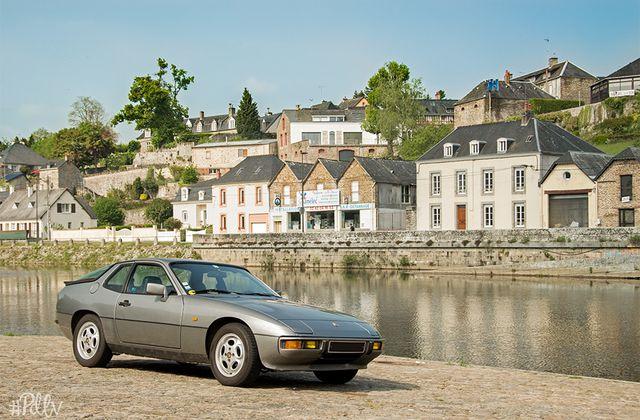Porsche 924 2.0 litres : la Porsche du pauvre ?
