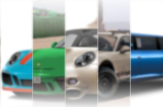 Défi Porsche : nous avons exhaucé vos souhaits...