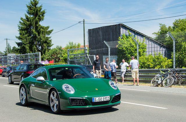 La millionième Porsche 911 a pris la route !