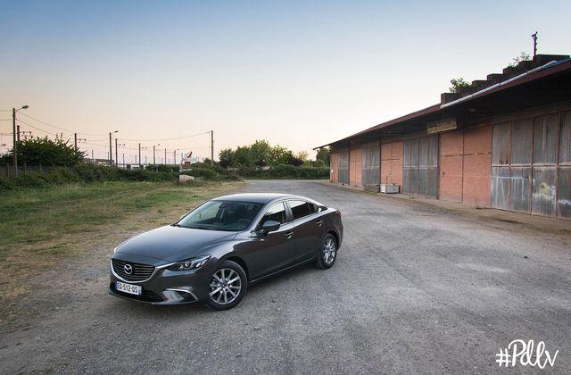 Mazda 6 2.2 Skyactiv-D 150 : La grande routière nippone