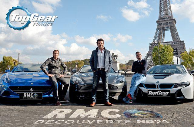 Top Gear France, c'est parti pour la 2e saison !                      Assistez au tournage !