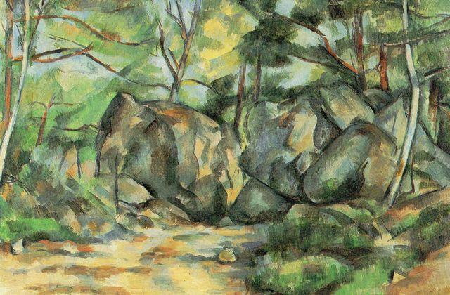Cézanne et le désir de la vérité en peinture