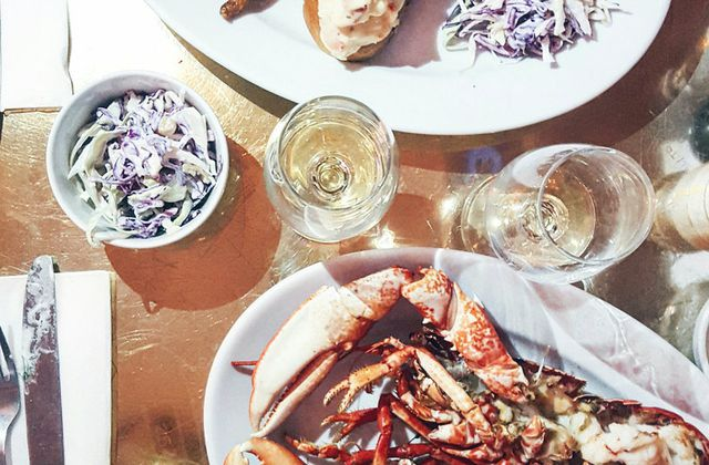Bonne adresse resto: Le LOBSTER BAR