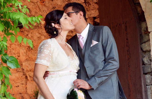 Mariage romantique au Mas de Causse | Photographe Mariage Cévennes