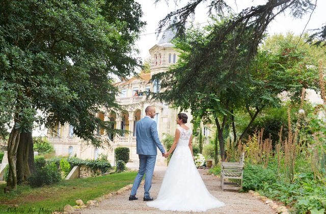 Mariage au Château Sainte Cécile à Saint Thibéry | Photographe Hérault