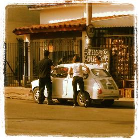 Argentina Fiat 500