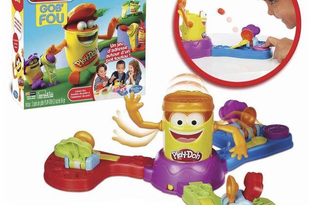 J'ai testé… le jeu Gob'fou de Play-Doh…