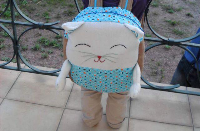 Maneki-Neko Bag