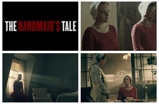 Coup de cœur pour The Handmaid's Tale