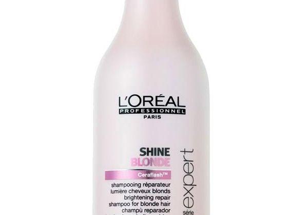 Que vaut le shampooing shine blonde de l'Oréal Professionnel ?