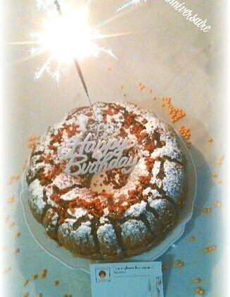Bundt cake aux éclats de caramel beurre salé - Bataille Food #24