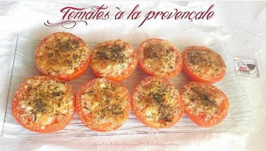 Tomate à la provençale