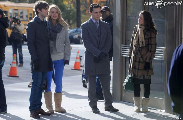 La Mode selon Gossip Girl #série US#