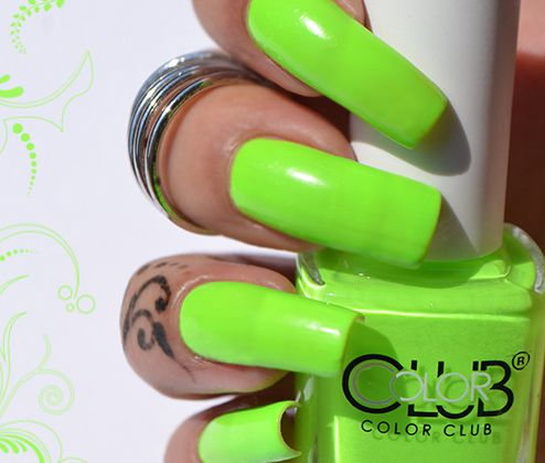 Color Club We Liming ( So Lit Collection )