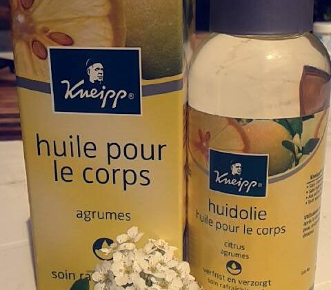 Huile Pour Le Corps - Agrumes - Kneipp
